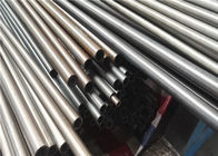 Welded ERW Black Hollow Steel Tube ,  1/2 Inch OD Round Steel Pipe E355 Material